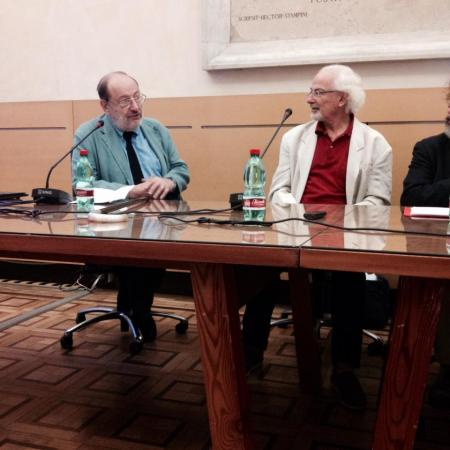 Umberto Eco e Ugo Volli